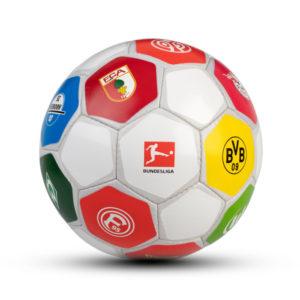 Derbystar Bundesliga Clublogo Ball Pro